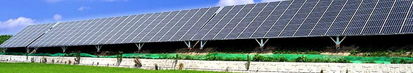 太陽光発電設備工事関連の主な工事